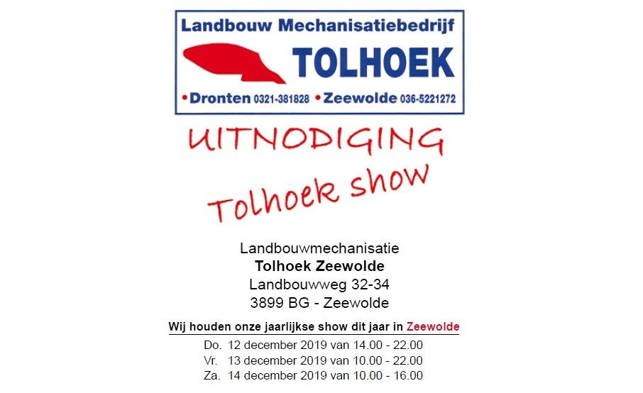 Tolhoek Show 2019